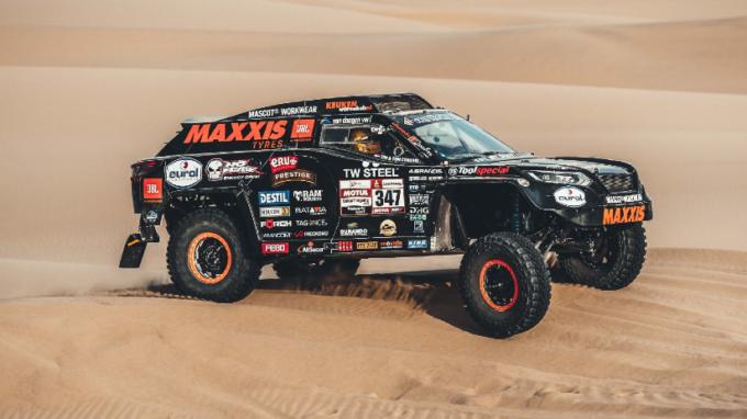 Beast 347 Dakar Buggy