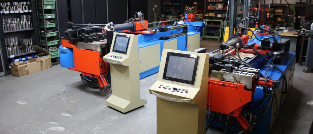 Computergestuurde CNC Buigmachines